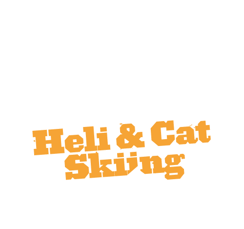 Heli Skiing - Cat Skiing