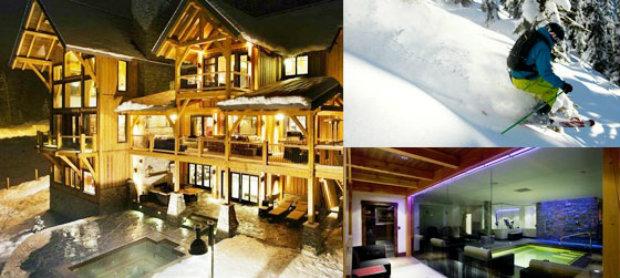 Bighorn Revelstoke - Dream ski chalet