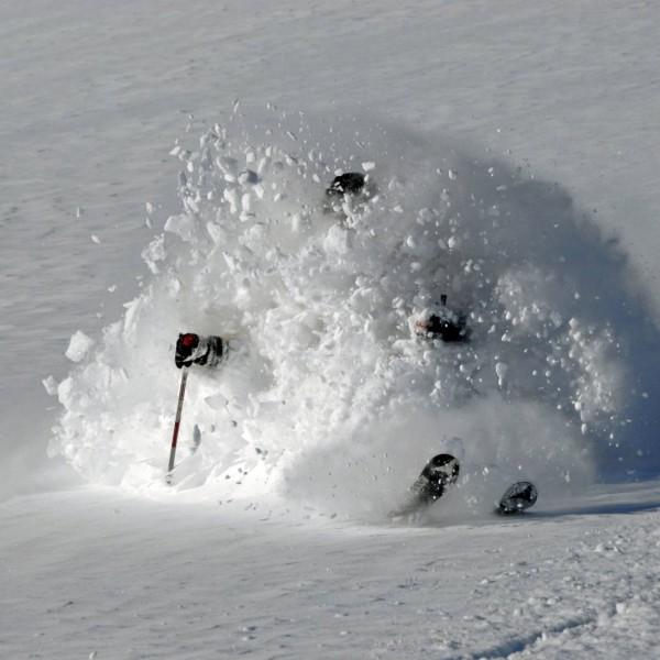 cat-skiing