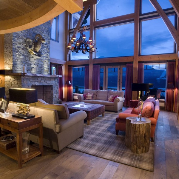 Bighorn Revelstoke Luxury Heli-Ski Lodge in BC Canada