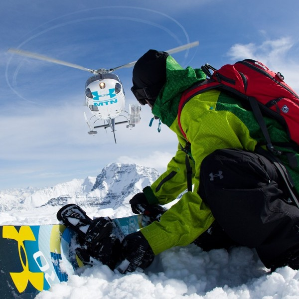 Great Canadian Heli-Skiing golden bc canada