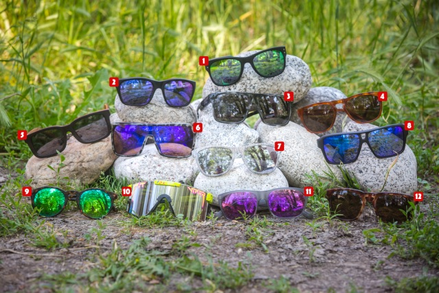 Shades to keep you cool all summer - Freeskiier.com - with Go Heli & Cat Skiing