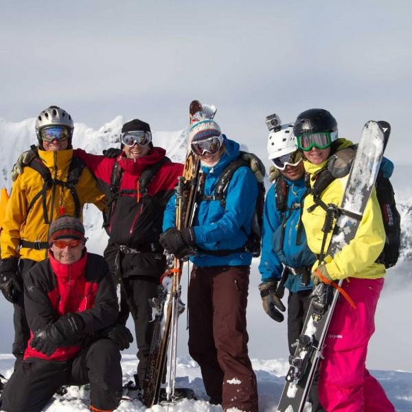northern escape heli-skiing terrace bc canada
