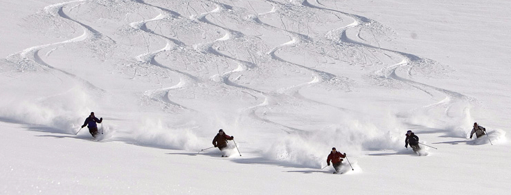 book early - northern escape heli-skiing